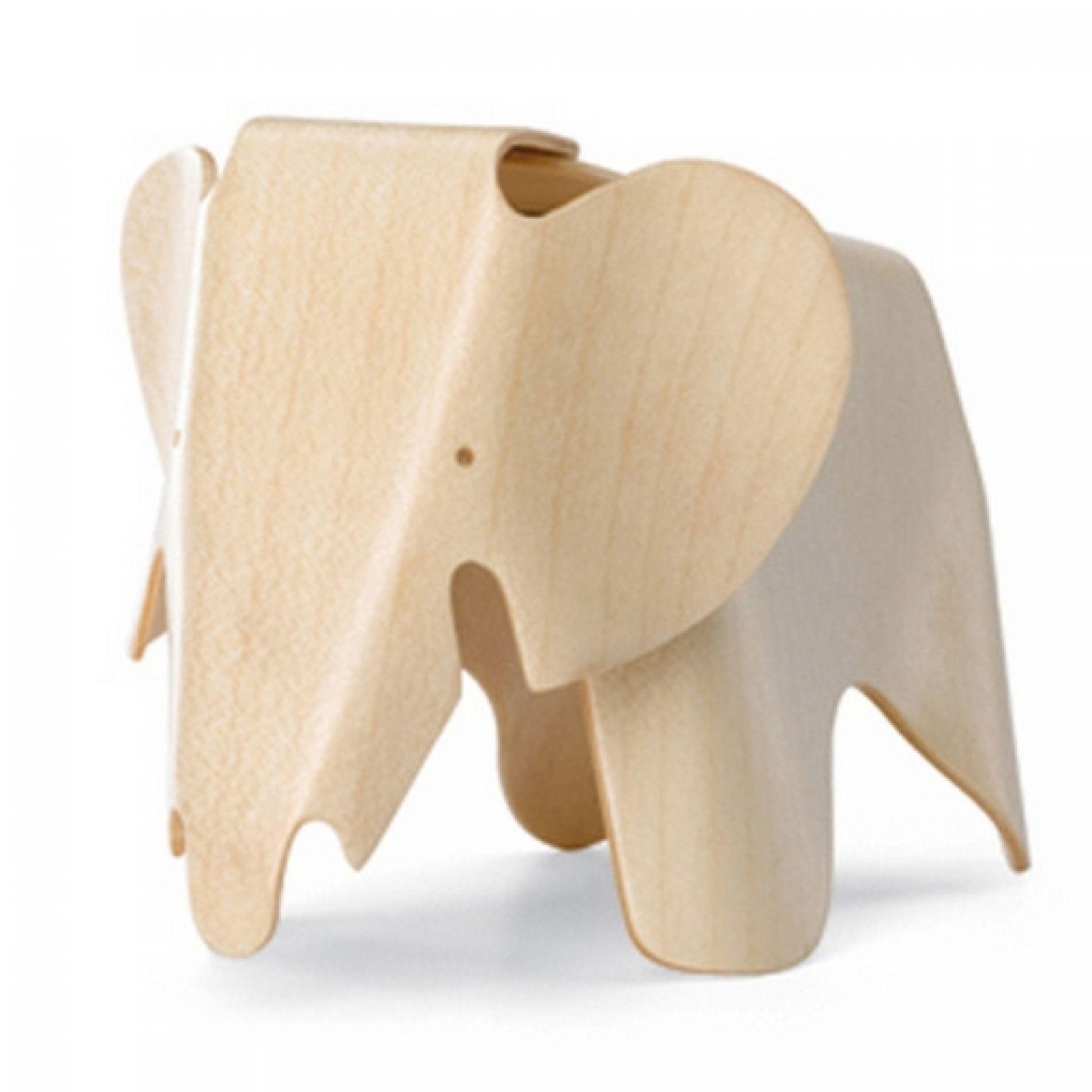 Plywood Elephant miniature Vitra