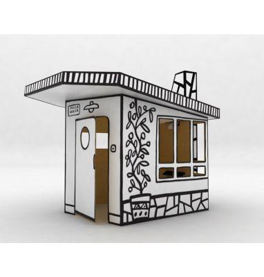 Villa Julia Cardboard house Magis