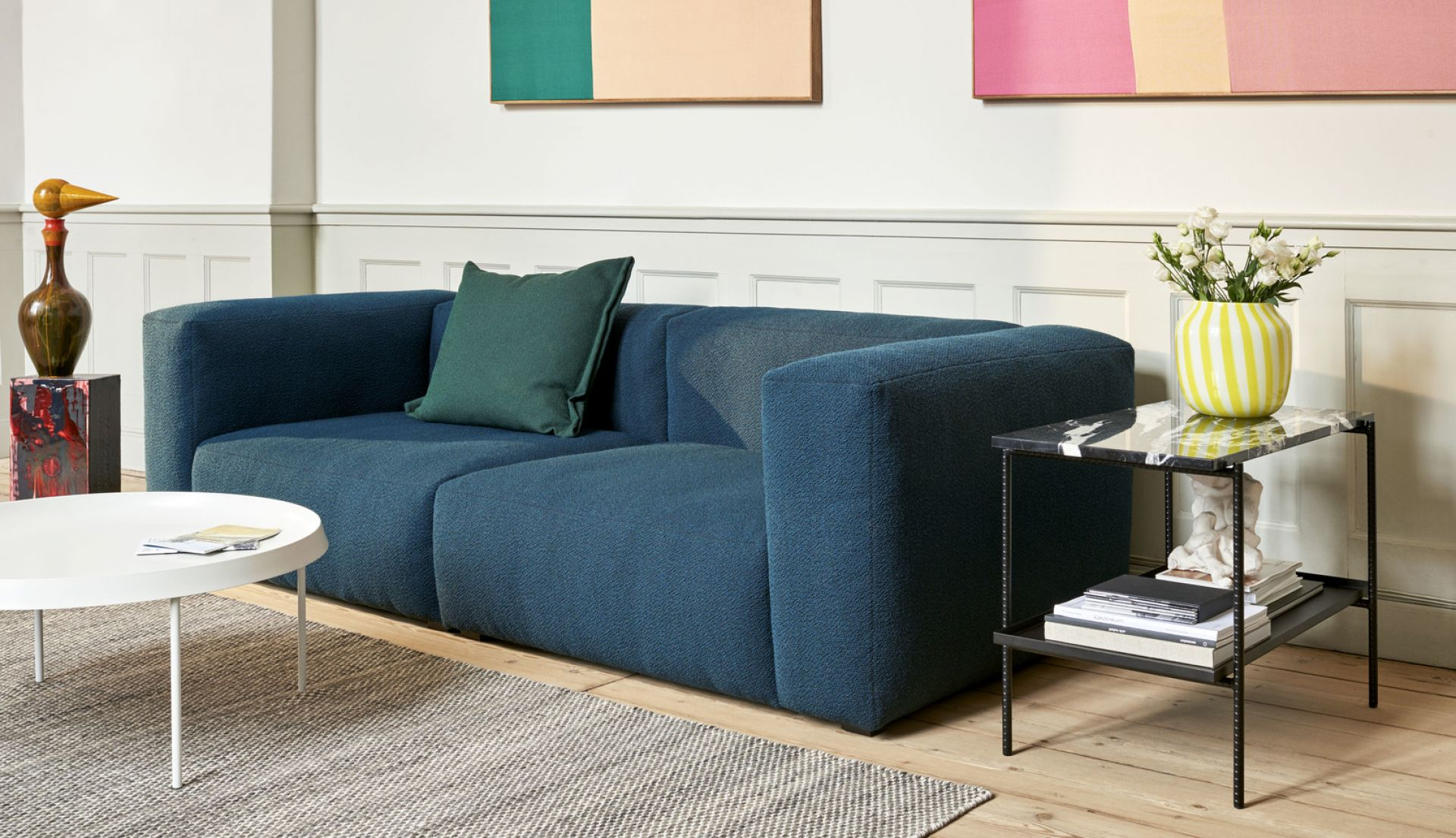 Mags Soft 2 1/2-Seater Sofa Hay
