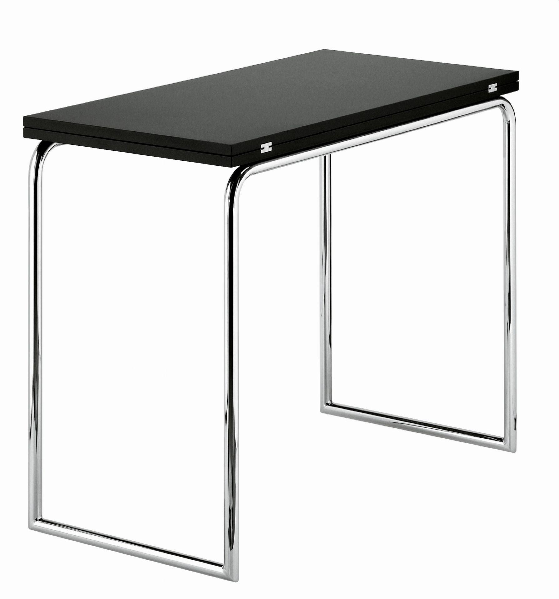 B 109 folding table Thonet
