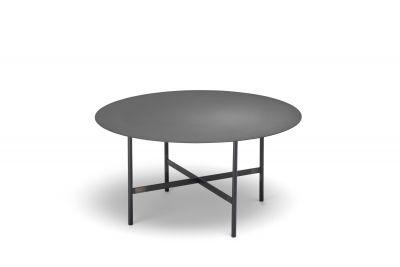 BETA coffee and side table large smoke matt Müller Möbelfabrikation