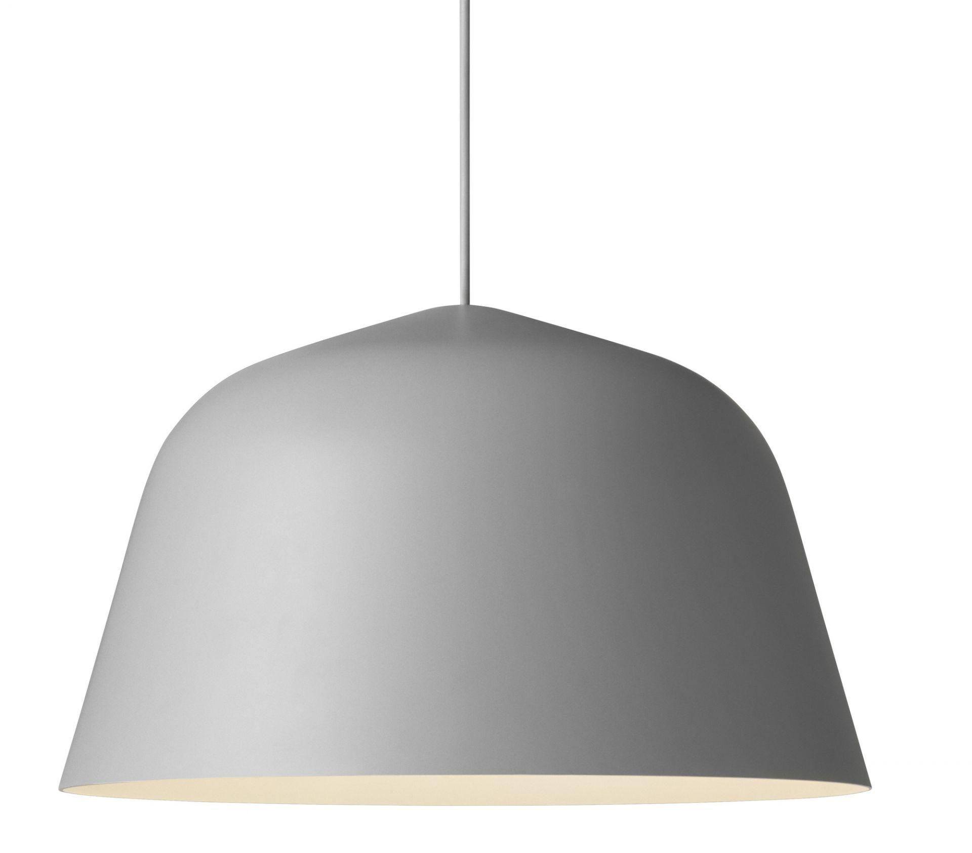 Ambit Pendant Lamp 40 Muuto Grey