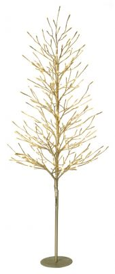 Gold Tree L LED  Christmas tree 150 cm STT AG