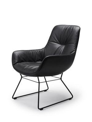 Leya cocktail lounge chairFreifrau Sitzmöbelmanufaktur