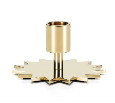 Brass Candle Holders Kerzenständer Vitra-Star