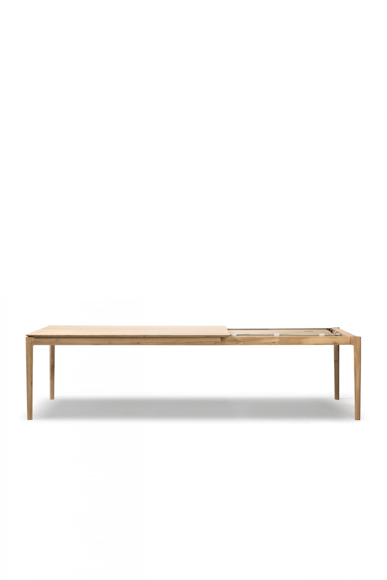 Extendable dining table Bok oak Ethnicraft