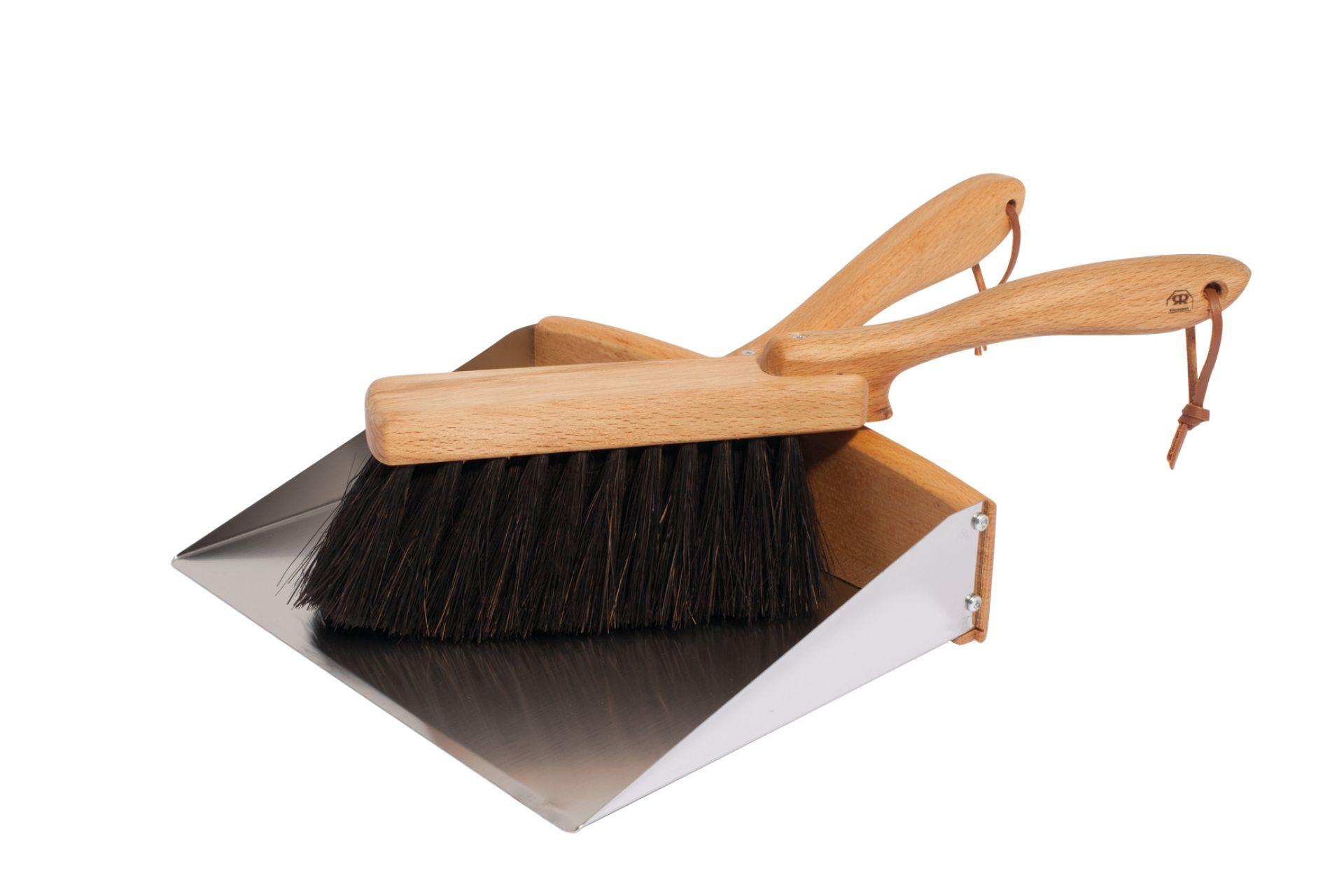 Dustpan/hand brush set Bürstenhaus Redecker