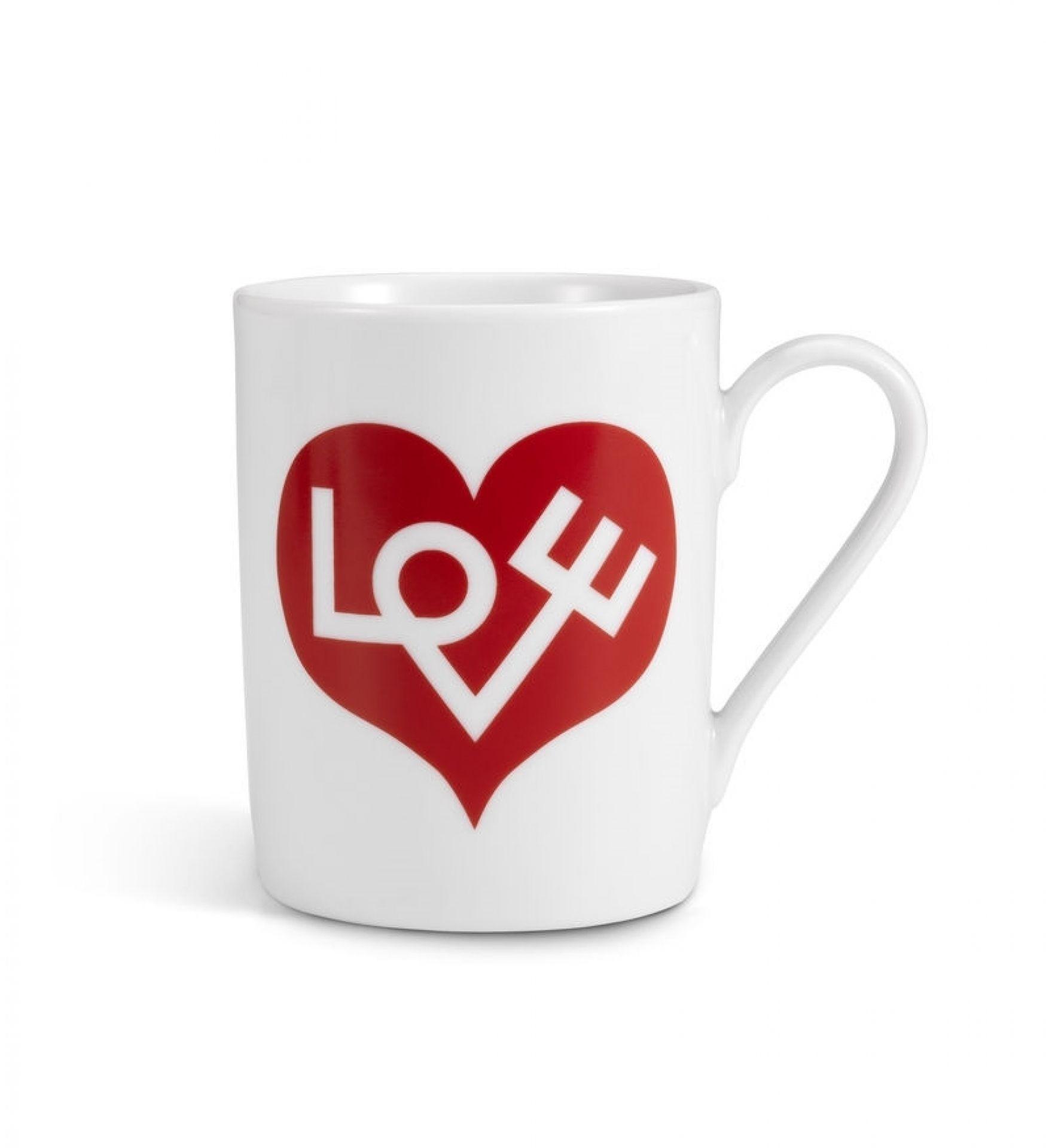 Coffee Mugs Love Heart Cup Vitra